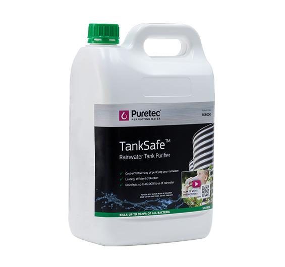 TankSafe Rainwater Tank Purifier