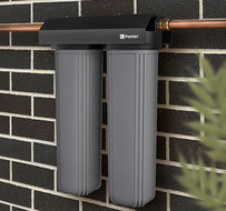 WH2 Series Whole House Dual Water Filter System